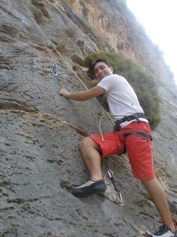 begginer climber